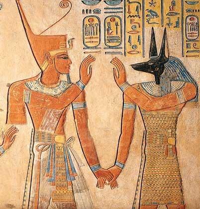 Картинки по запросу бога Анубиса, хранящаяся в музее Хильдесхайма